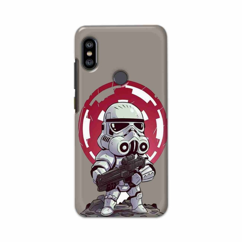 Buy Xiaomi Redmi Note 6 Pro Jedi Mobile Phone Covers Online at Craftingcrow.com