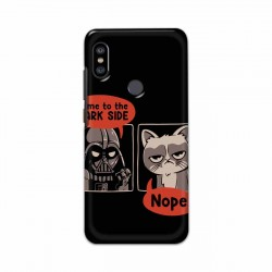 Buy Xiaomi Redmi Note 6 Pro Not Coming to Dark Side Mobile Phone Covers Online at Craftingcrow.com