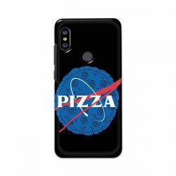 Buy Xiaomi Redmi Note 6 Pro Pizza Space Mobile Phone Covers Online at Craftingcrow.com
