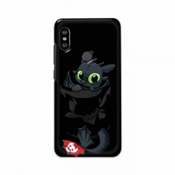 Buy Xiaomi Redmi Note 6 Pro Pocket Dragon Mobile Phone Covers Online at Craftingcrow.com