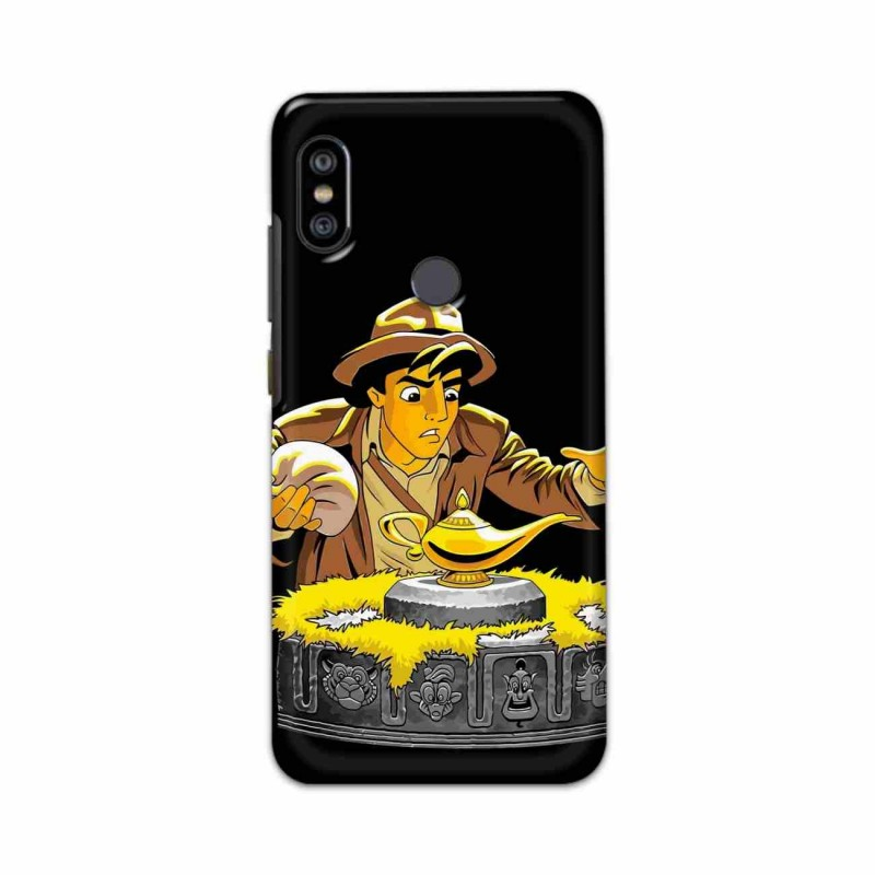 Buy Xiaomi Redmi Note 6 Pro Raiders of Lost Lamp Mobile Phone Covers Online at Craftingcrow.com