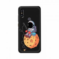 Buy Xiaomi Redmi Note 6 Pro Space Catcher Mobile Phone Covers Online at Craftingcrow.com