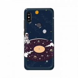 Buy Xiaomi Redmi Note 6 Pro Space DJ Mobile Phone Covers Online at Craftingcrow.com