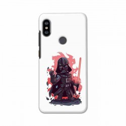 Buy Xiaomi Redmi Note 6 Pro Vader Mobile Phone Covers Online at Craftingcrow.com