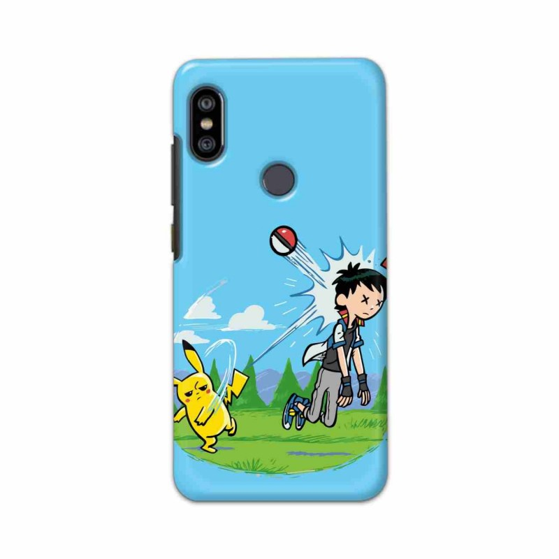 Buy Xiaomi Redmi Note 6 Pro Knockout Mobile Phone Covers Online at Craftingcrow.com