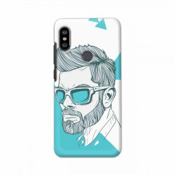 Buy Xiaomi Redmi Note 6 Pro Kohli Mobile Phone Covers Online at Craftingcrow.com