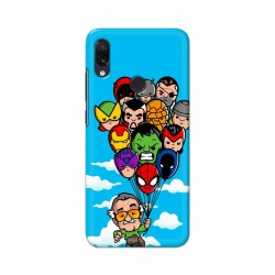 Buy Xiaomi Redmi Note 7 Excelsior Mobile Phone Covers Online at Craftingcrow.com