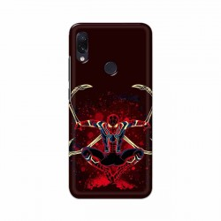 Buy Xiaomi Redmi Note 7 Iron Spider Mobile Phone Covers Online at Craftingcrow.com