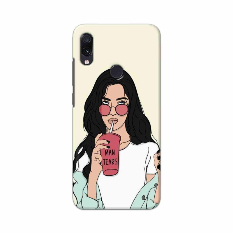 Buy Xiaomi Redmi Note 7 Man Tears Mobile Phone Covers Online at Craftingcrow.com