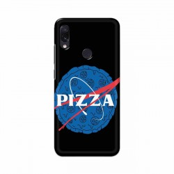 Buy Xiaomi Redmi Note 7 Pizza Space Mobile Phone Covers Online at Craftingcrow.com
