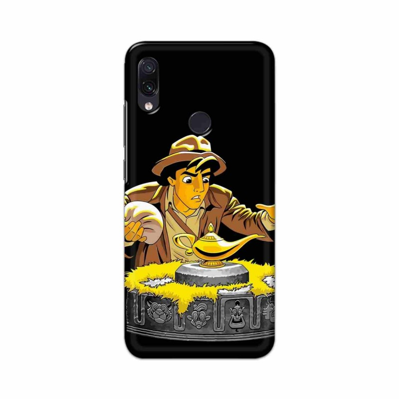 Buy Xiaomi Redmi Note 7 Raiders of Lost Lamp Mobile Phone Covers Online at Craftingcrow.com