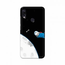 Buy Xiaomi Redmi Note 7 Space Doggy Mobile Phone Covers Online at Craftingcrow.com
