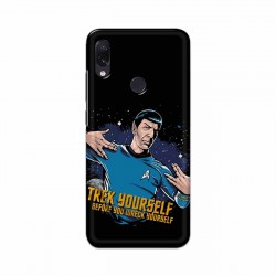 Buy Xiaomi Redmi Note 7 Trek Yourslef Mobile Phone Covers Online at Craftingcrow.com
