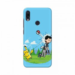 Buy Xiaomi Redmi Note 7 Knockout Mobile Phone Covers Online at Craftingcrow.com
