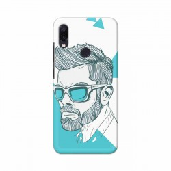 Buy Xiaomi Redmi Note 7 Kohli Mobile Phone Covers Online at Craftingcrow.com