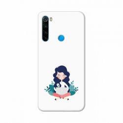 Buy Xiaomi Redmi Note 8 Busy Lady Mobile Phone Covers Online at Craftingcrow.com