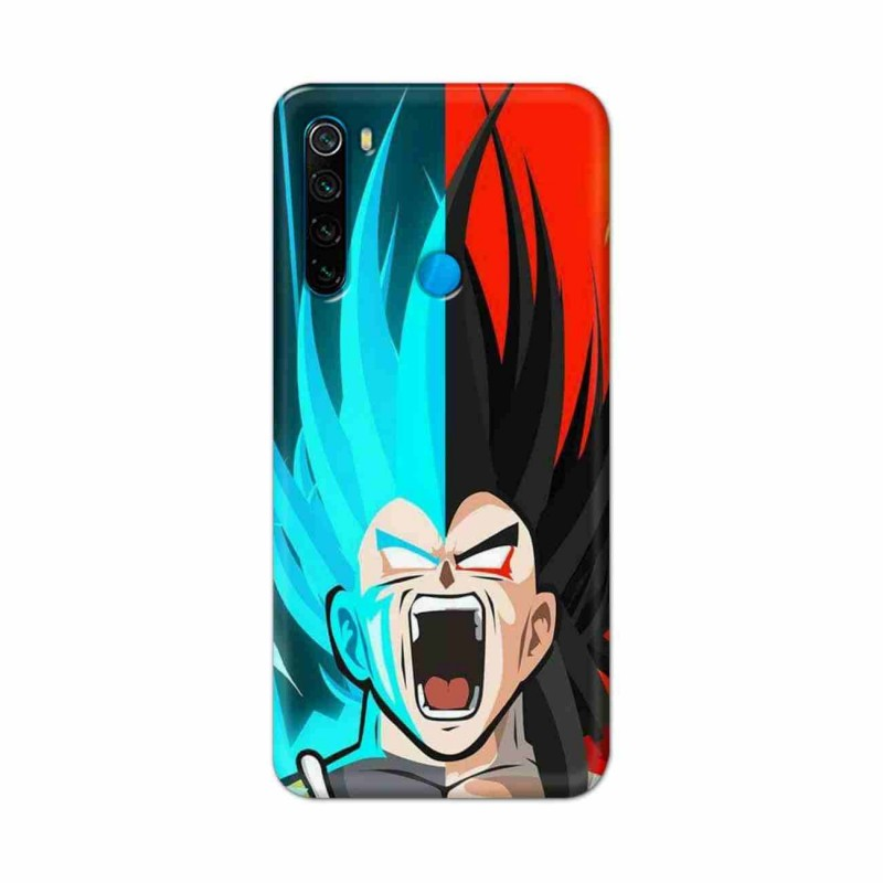 Buy Xiaomi Redmi Note 8 Rage DBZ Mobile Phone Covers Online at Craftingcrow.com