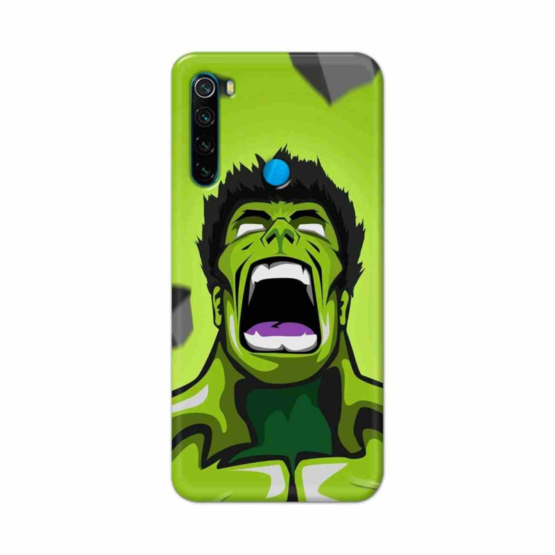 Buy Xiaomi Redmi Note 8 Rage Hulk Mobile Phone Covers Online at Craftingcrow.com