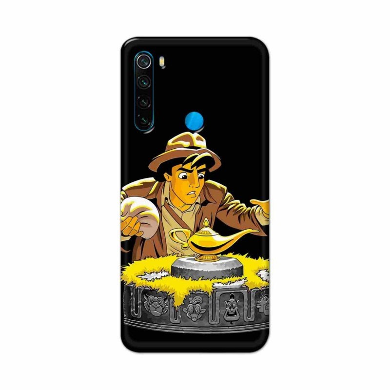 Buy Xiaomi Redmi Note 8 Raiders of Lost Lamp Mobile Phone Covers Online at Craftingcrow.com