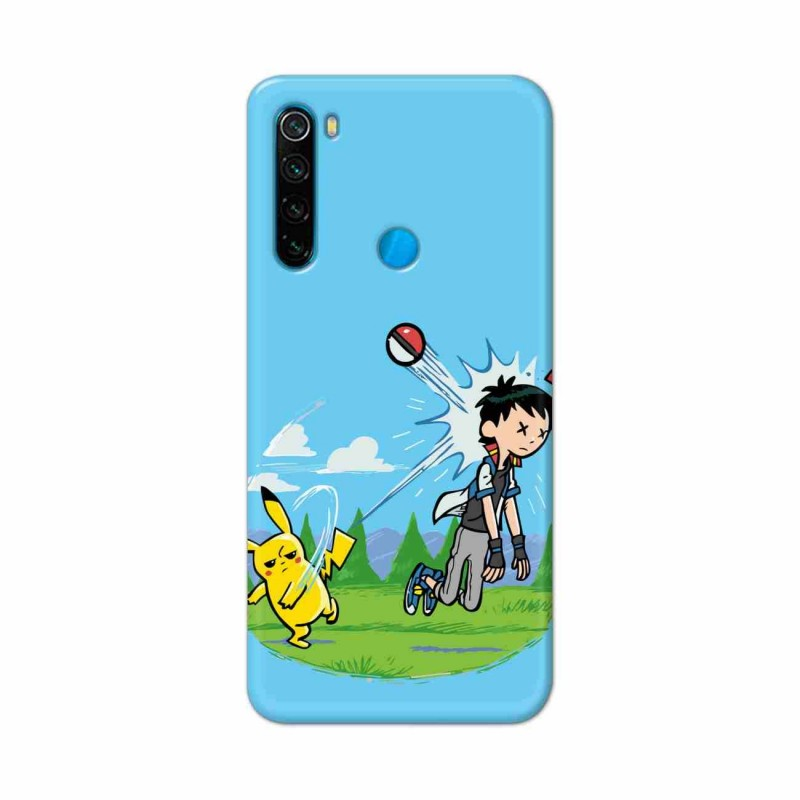 Buy Xiaomi Redmi Note 8 Knockout Mobile Phone Covers Online at Craftingcrow.com
