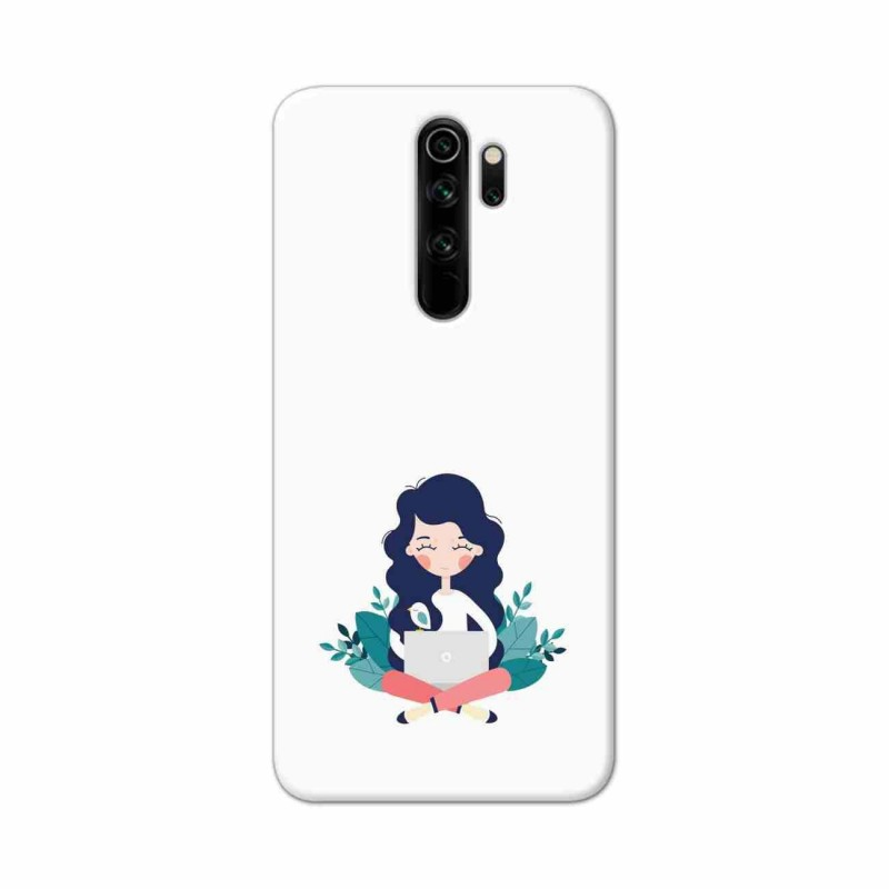 Buy Xiaomi Redmi Note 8 Pro Busy Lady Mobile Phone Covers Online at Craftingcrow.com