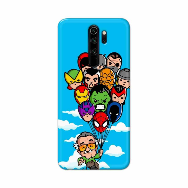 Buy Xiaomi Redmi Note 8 Pro Excelsior Mobile Phone Covers Online at Craftingcrow.com