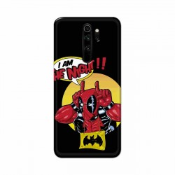 Buy Xiaomi Redmi Note 8 Pro I am the Knight Mobile Phone Covers Online at Craftingcrow.com