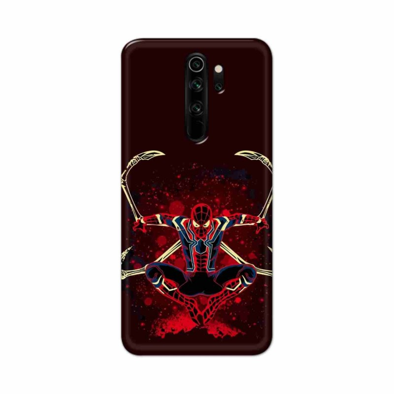 Buy Xiaomi Redmi Note 8 Pro Iron Spider Mobile Phone Covers Online at Craftingcrow.com