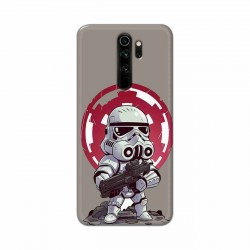 Buy Xiaomi Redmi Note 8 Pro Jedi Mobile Phone Covers Online at Craftingcrow.com