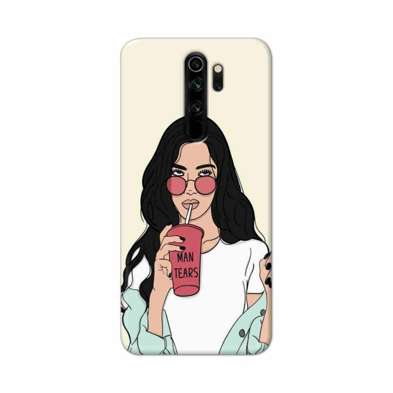 Buy Xiaomi Redmi Note 8 Pro Man Tears Mobile Phone Covers Online at Craftingcrow.com