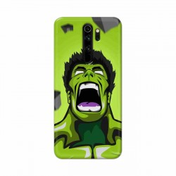 Buy Xiaomi Redmi Note 8 Pro Rage Hulk Mobile Phone Covers Online at Craftingcrow.com