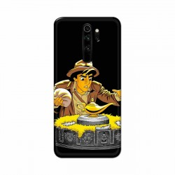 Buy Xiaomi Redmi Note 8 Pro Raiders of Lost Lamp Mobile Phone Covers Online at Craftingcrow.com