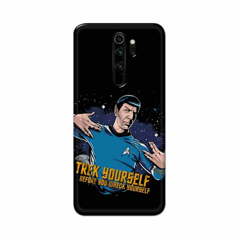Buy Xiaomi Redmi Note 8 Pro Trek Yourslef Mobile Phone Covers Online at Craftingcrow.com