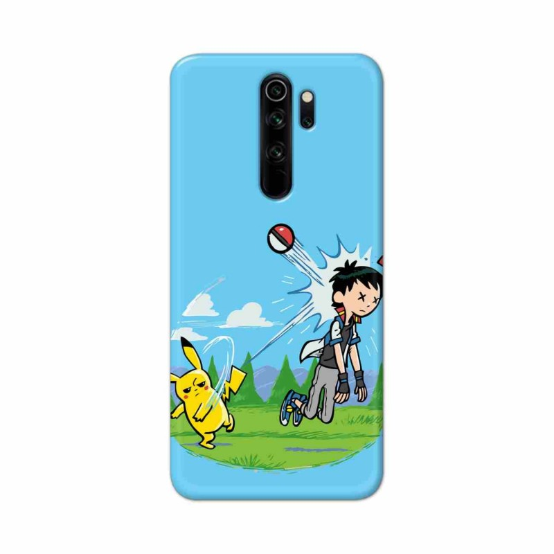 Buy Xiaomi Redmi Note 8 Pro Knockout Mobile Phone Covers Online at Craftingcrow.com