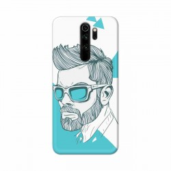 Buy Xiaomi Redmi Note 8 Pro Kohli Mobile Phone Covers Online at Craftingcrow.com