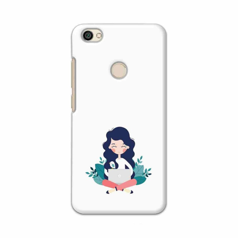 Buy Xiaomi Redmi Y1 Busy Lady Mobile Phone Covers Online at Craftingcrow.com