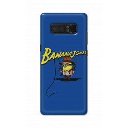 Crafting Crow Mobile Back Cover For Samsung Note 8 - Banana Jondes