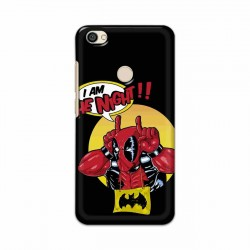 Buy Xiaomi Redmi Y1 I am the Knight Mobile Phone Covers Online at Craftingcrow.com