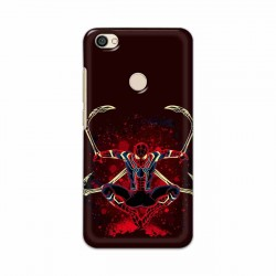 Buy Xiaomi Redmi Y1 Iron Spider Mobile Phone Covers Online at Craftingcrow.com