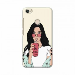 Buy Xiaomi Redmi Y1 Man Tears Mobile Phone Covers Online at Craftingcrow.com