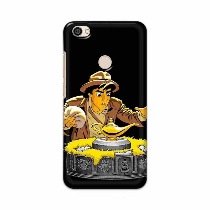 Buy Xiaomi Redmi Y1 Raiders of Lost Lamp Mobile Phone Covers Online at Craftingcrow.com