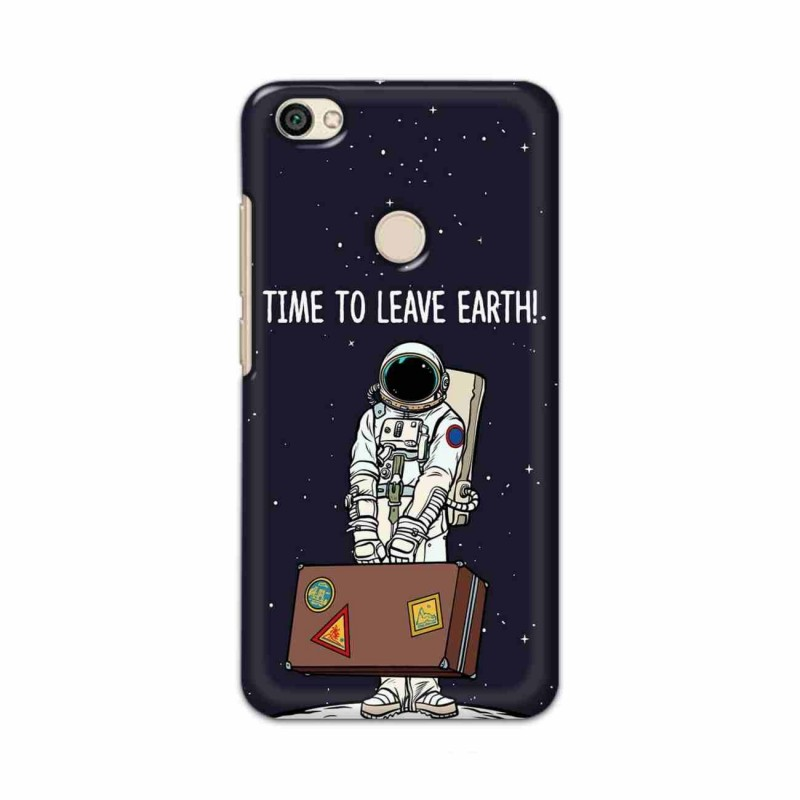 Buy Xiaomi Redmi Y1 Time to Leave Earth Mobile Phone Covers Online at Craftingcrow.com