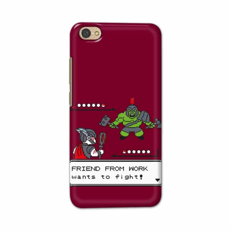 Buy Xiaomi Redmi Y1 Lite Friend From Work Mobile Phone Covers Online at Craftingcrow.com