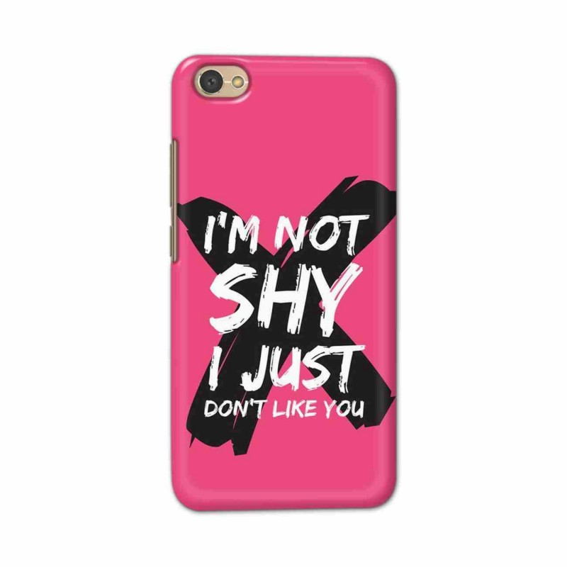 Buy Xiaomi Redmi Y1 Lite I am Not Shy Mobile Phone Covers Online at Craftingcrow.com