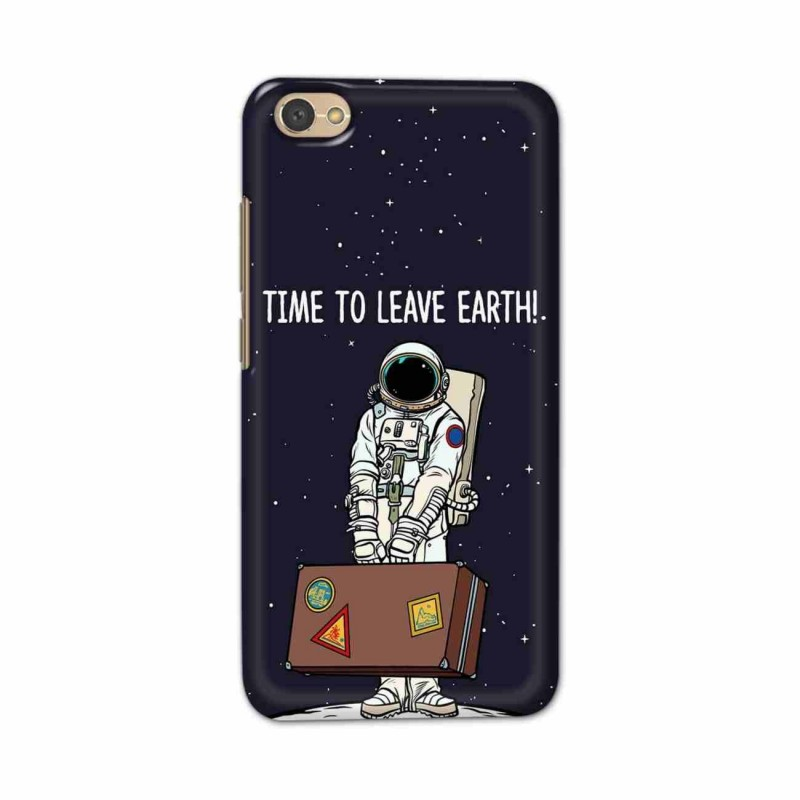 Buy Xiaomi Redmi Y1 Lite Time to Leave Earth Mobile Phone Covers Online at Craftingcrow.com