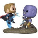 Thor Vs Thanos - Movie Moments Action Figure