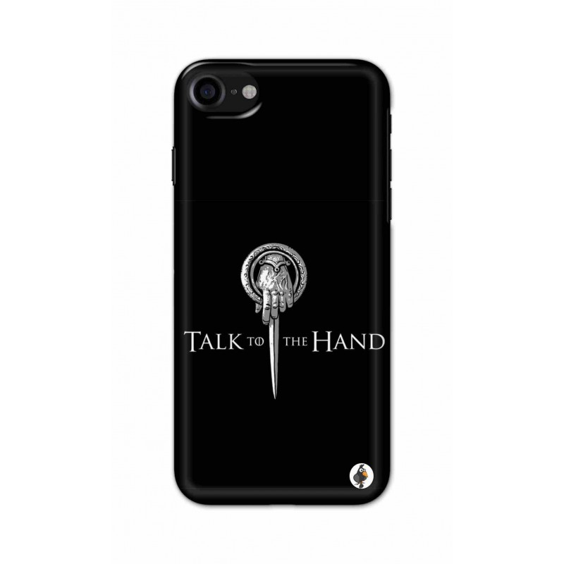 Apple Iphone 7 - Talk to the Hand  Image