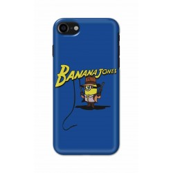 Crafting Crow Mobile Back Cover For Apple Iphone 7 - Banana Jondes