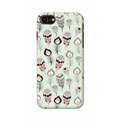 Crafting Crow Mobile Back Cover For Apple Iphone 7 - Feather