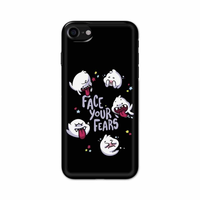 Buy Apple Iphone 7 Face Your Fears Mobile Phone Covers Online at Craftingcrow.com